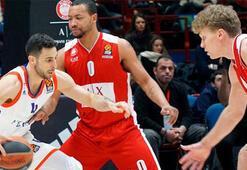 AX Armani Exchange Olimpia Milan - Anadolu Efes: 77-64