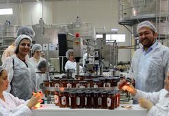 Türkiyede ilk toz bal üretimine başlandı