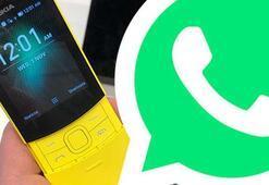 Nokia 8110da WhatsApp olacak mı Nokia 8110 4Gnin satış fiyatı ne kadar