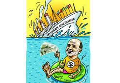 'Gezi ve FED'le borsanın değeri 107 milyar TL eridi