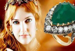 Hürrem Sultan'ın yüzüğü 1 milyon adetten fazla sattı