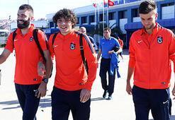 Trabzonsporda kaleci Onur kadroya alınmadı