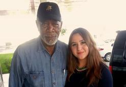 Morgan Freeman Türkiyede