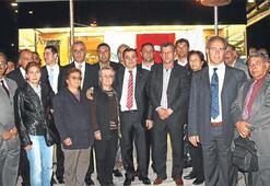 Narlıdere'ye ilk doğalgaz verildi