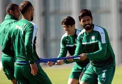 Bursasporda Aytemiz Alanyaspor maçı hazırlıkları