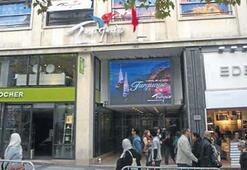 Paris ofisinde 'İzmir'in adı' yok