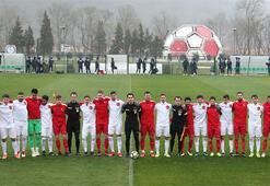 Lucescunun izlediği maçta Spor Toto 1. Lig karmaları yenişemedi