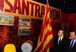 Mustafa Cengiz: Galatasaray camiası iki tarihi olaya tanıklık etti
