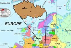 Çekya neresi Çekya harita üzerinde nerede