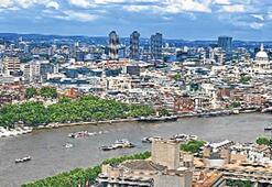 Londra'da emlağa yatırımın yüzde 52'si yabancıdan