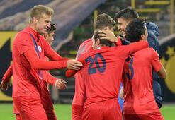 Altınordu, UEFA Gençlik Liginde turladı