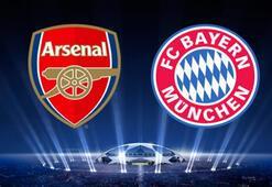 Devler liginde Dev mücadele Arsenal-Bayern Münih