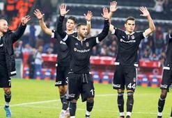Süper Ligde Beşiktaş liderliğini sürdürdü