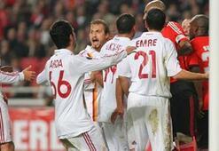 Galatasaray ile Benfica 7 yıl sonra...