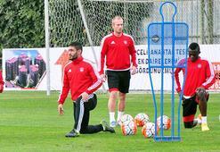 Gaziantepspor, Mersin İdmanyurdu maçının hazırlıklarına başladı