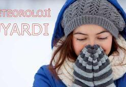 İstanbulda kar ne zaman yağacak Meteorolojiden kritik uyarı