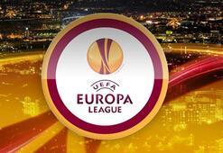 UEFA Avrupa Liginde eşleşmeler