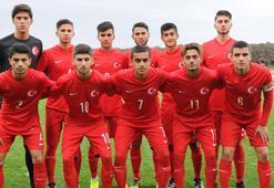 Milliler, Romanyayı tek golle yıktı