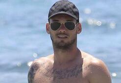 Sneijder Ibiza Adasını birbirine kattı