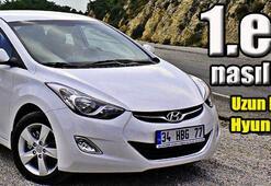 Hyundai Elantra, Uzun Dönem Test -1.Etap -
