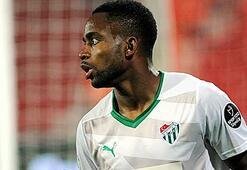 Bakambu: Bursaspor'a dönmeyi çok isterim