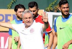 Antalyaspor, Beşiktaş maçı hazırlıklarını tamamladı