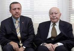 Cumhurbaşkanı Erdoğandan Erbakanı anma mesajı