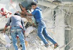 Saldırısız 'insani mola' Halep'e nefes aldıramadı