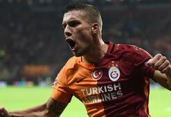 Lukas Podolskiden tarihi gol