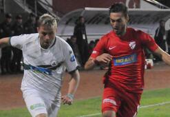 Giresunspor-Boluspor: 1-2