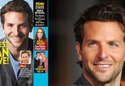 Bradley Cooper, Yaşayan en seksi erkek seçildi