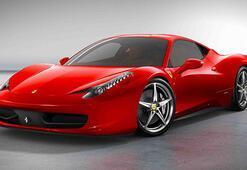 Ferrari New York borsasında