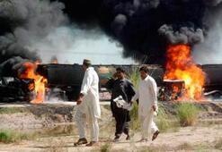 Pakistanda 30 Taliban militanı öldürüldü