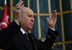 MHP Lideri Bahçeliden muhalefete çağrı