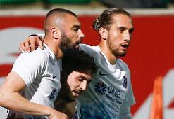 Trabzonsporun gençleri ağabeylerini solladı