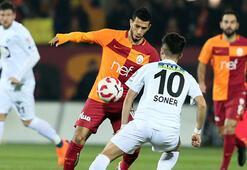 Teleset Mobilya Akhisarspor - Galatasaray: 1-2 (İşte maçın özeti)