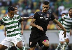 Sporting Lizbon - Skenderbeu: 5-1