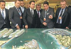 İstanbul'daki proje önce Fransa'da tanıtıldı