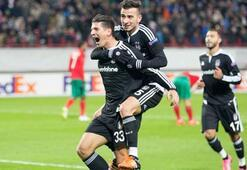 Beşiktaş bringt 1 Punkt nach Hause
