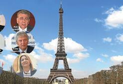 EXPO için 61 kişi Paris yolunda