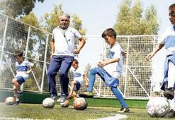 Genç yaşlı herkes sporla gelişiyor
