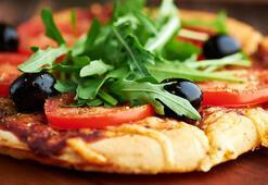 Pratik diyet pizza tarifi