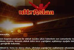 ultrAslandan Beşiktaş ve Arena açıklaması