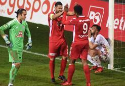 Altınordu - Boluspor: 1-5