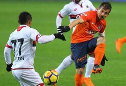 Medipol Başakşehir - Gençlerbirliği: 1-1 (İşte maçın özeti)