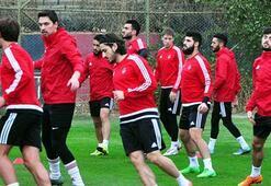 Gaziantepsporda Trabzonspor maçı hazırlıkları