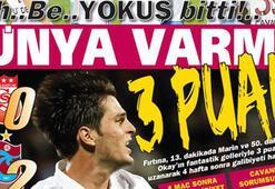 Trabzonspor nefes aldı