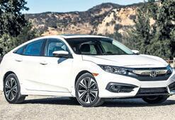 Honda yeni Civic ile büyüyecek...