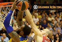 Maccabi FOX Tel Aviv – Galatasaray Odeabank: 98-92