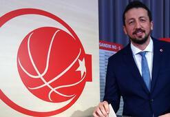 TBFnin yeni başkanı Hidayet Türkoğlu seçildi
